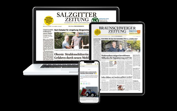 Wolfenbütteler Zeitung Digital-Paket